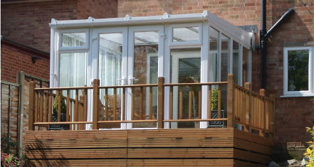Lean To Conservatories Trade Conservatories Direct